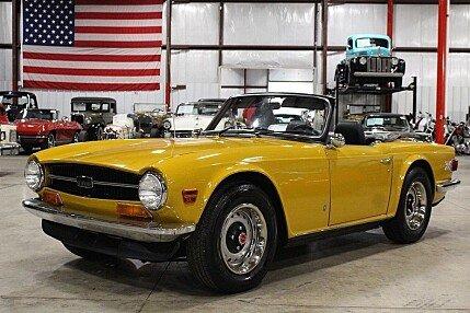 1972 Triumph TR6 for sale 100940809