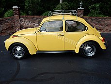 1972 Volkswagen Beetle for sale 100774621