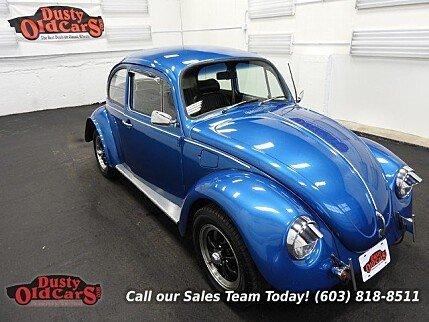 1972 Volkswagen Beetle for sale 100790110