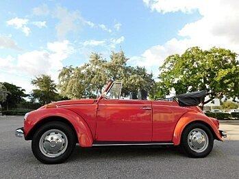 1972 Volkswagen Beetle for sale 100814387
