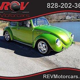 1972 Volkswagen Beetle for sale 100844904