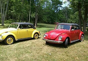 1972 Volkswagen Beetle for sale 100791755