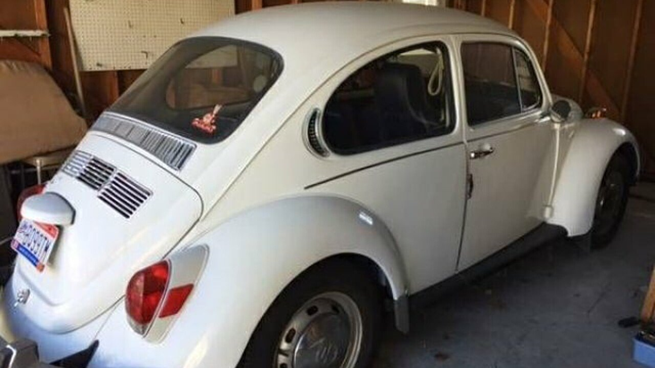 1972 Volkswagen Beetle for sale 100855416