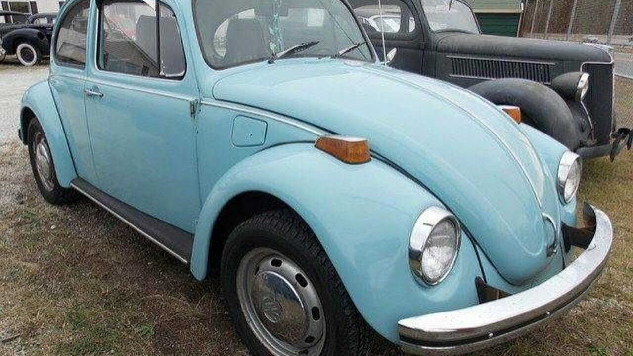 1972 Volkswagen Beetle for sale 100858483