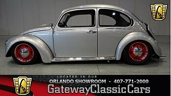 1972 Volkswagen Beetle for sale 100918228