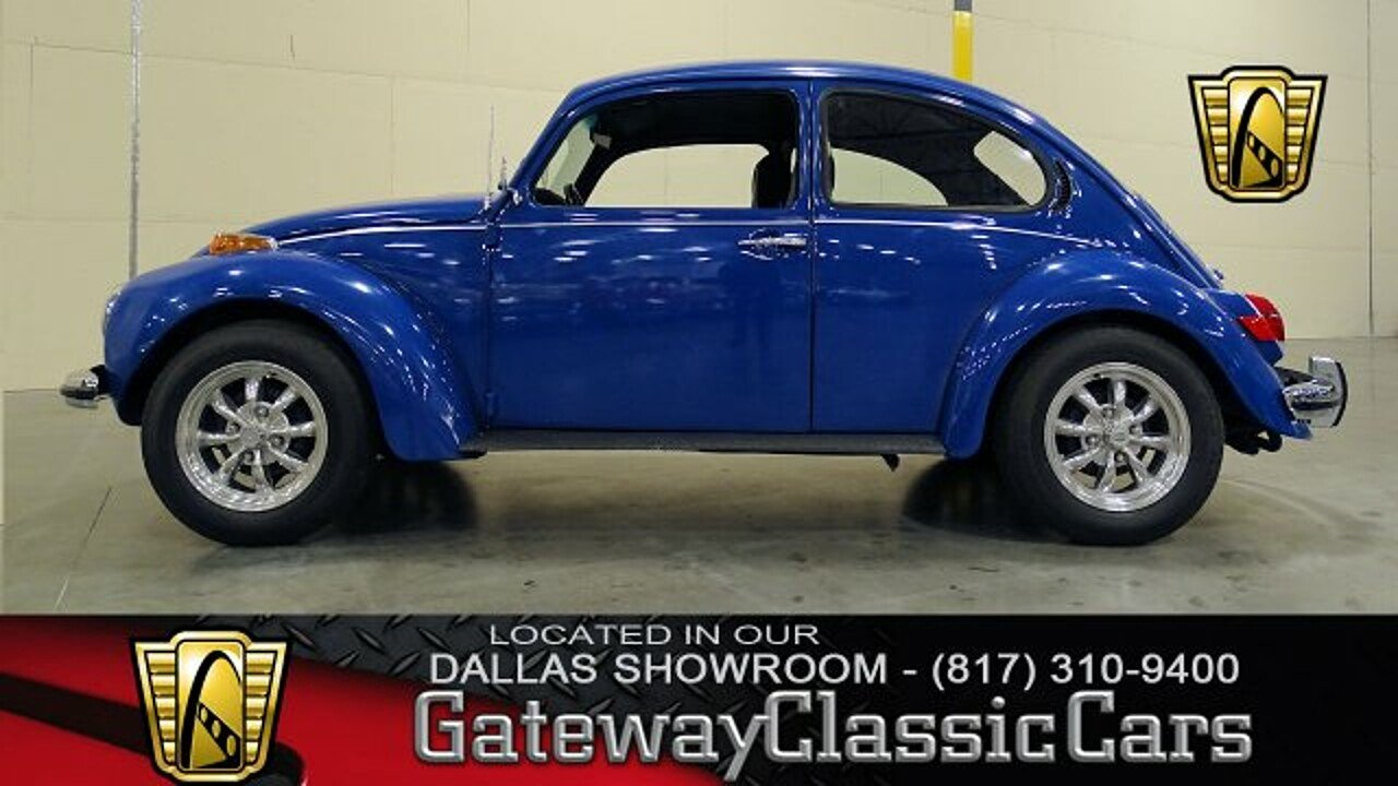 1972 Volkswagen Beetle for sale 100965551