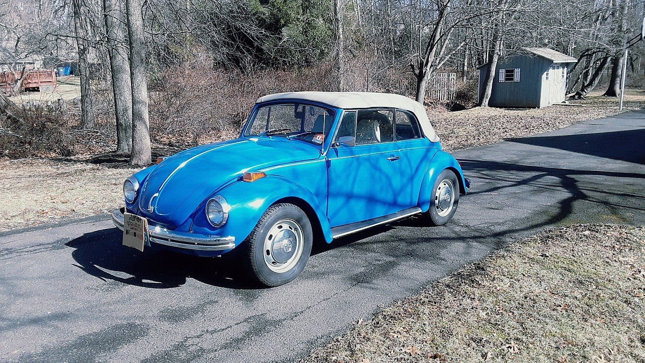 1972 Volkswagen Beetle Convertible for sale near Bernardsville ...