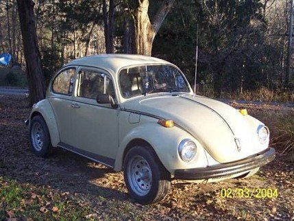 1972 Volkswagen Beetle for sale 100826524