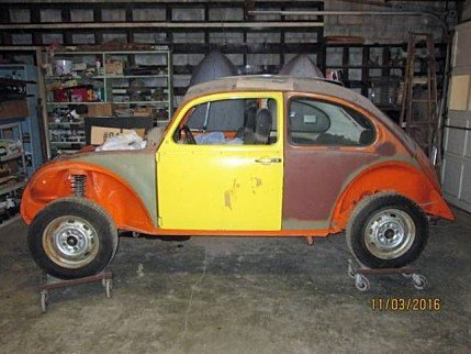 1972 Volkswagen Beetle for sale 100861138