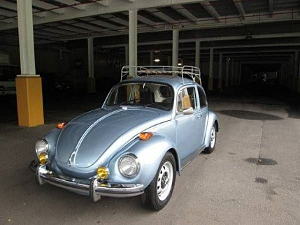 1972 Volkswagen Beetle for sale 100891404