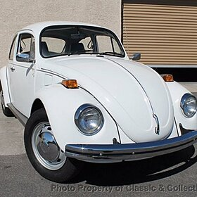 1972 Volkswagen Beetle for sale 100896216