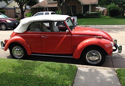 1972 volkswagen beetle classics for sale classics on. Black Bedroom Furniture Sets. Home Design Ideas