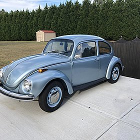 1972 Volkswagen Beetle for sale 100930332