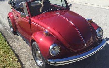 1972 Volkswagen Beetle Convertible for sale 100946848