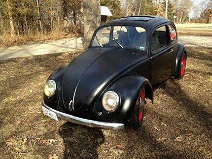 1972 Volkswagen Beetle Classics For Sale Classics On