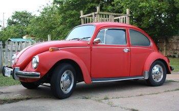 1972 Volkswagen Beetle for sale 100989756