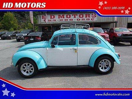 1972 Volkswagen Beetle for sale 101028245