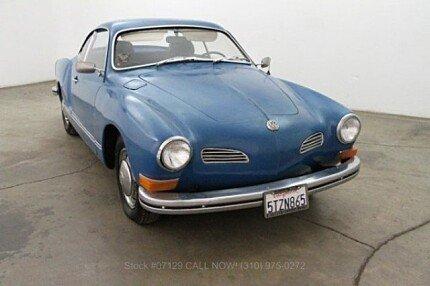 1972 Volkswagen Karmann-Ghia for sale 100769526