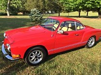 1972 Volkswagen Karmann-Ghia for sale 100778145