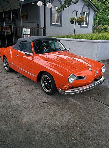 1972 Volkswagen Karmann-Ghia for sale 100876409
