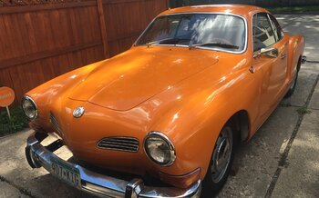 1972 Volkswagen Karmann-Ghia for sale 101003489