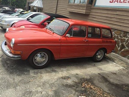 1972 Volkswagen Squareback for sale 100826355