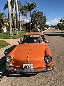 1972 Volkswagen Squareback for sale 100842528