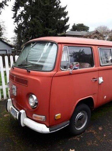1972 Volkswagen Vans for sale 100837732