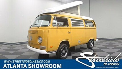 1972 Volkswagen Vans for sale 100975866