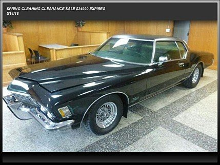 1972 buick Riviera for sale 100879162