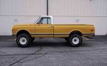 1972 chevrolet C/K Truck for sale 100985163