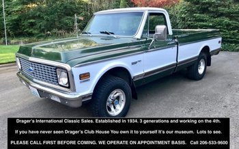 1972 chevrolet C/K Truck for sale 101027239