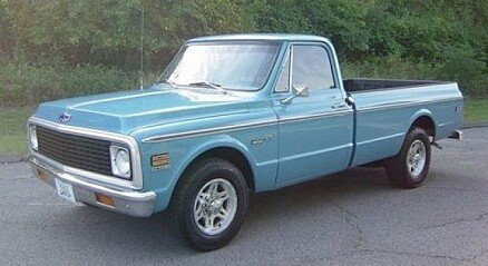 1972 chevrolet C/K Truck for sale 101031936