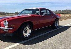 1972 chevrolet Camaro for sale 100998035