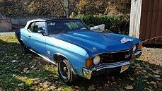 1972 chevrolet Chevelle for sale 100848265