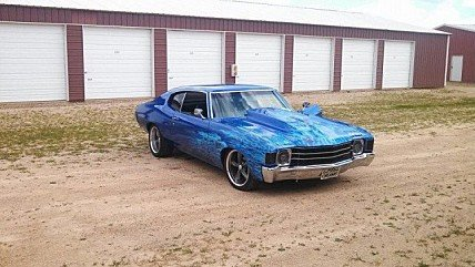 1972 chevrolet Chevelle for sale 101013237