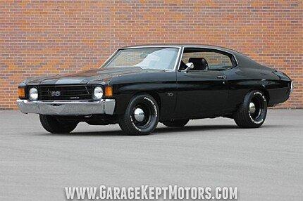1972 chevrolet Chevelle for sale 101013240