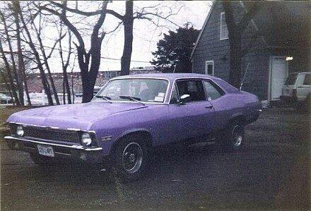 1972 chevrolet Nova for sale 100909298