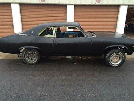 1972 chevrolet Nova for sale 100924080