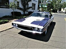 1972 dodge Challenger for sale 101009810