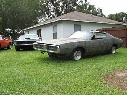 1972 dodge Charger for sale 100895496