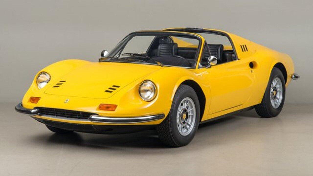 1972 ferrari 246 for sale 101018599