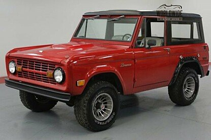 1972 ford Bronco for sale 101030959