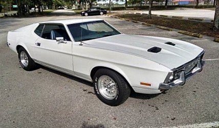 1972 ford Mustang for sale 100826479