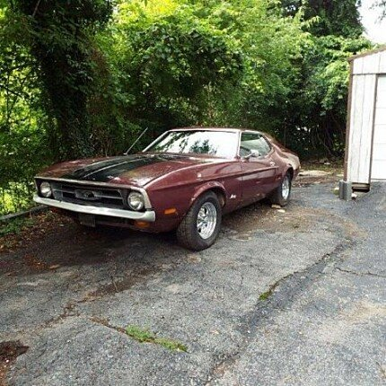 1972 ford Mustang for sale 100826581