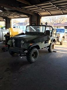 1972 jeep CJ-5 for sale 100928911