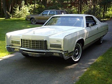 1972 lincoln Continental for sale 100838004