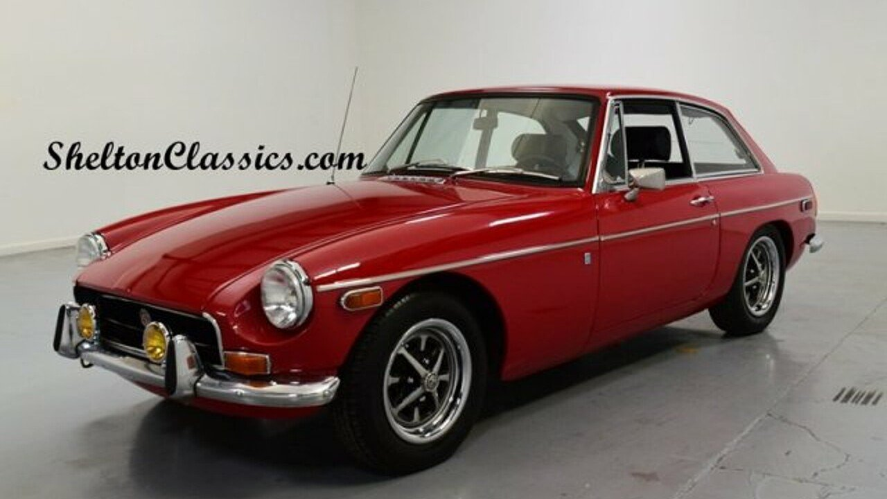 1972 mg MGB for sale 100954845