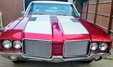 1972 oldsmobile Cutlass for sale 100909634