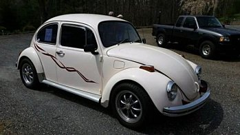 1972 volkswagen Beetle for sale 100826213